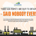 NJDEP Air Permits are Easy to Obtain - Said Nobody Ever